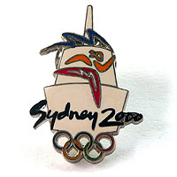 olympic pin collecting